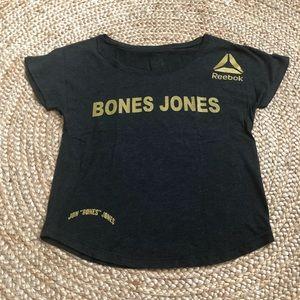 Jon Jones UFC T-shirt Reebok XS